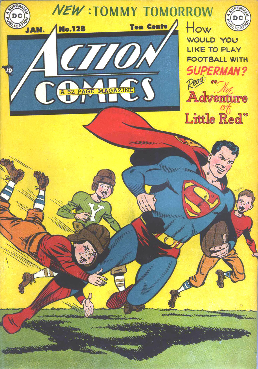 Action Comics (1938) 128 Page 1