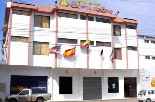 Hotel Costa de Oro Hoteles en Salinas