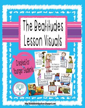 Bible Fun For Kids: The Beatitudes