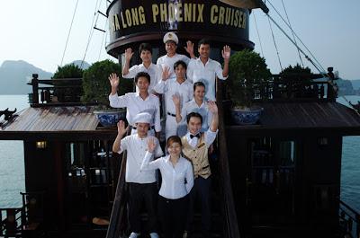 Crew - Phoenix Cruise