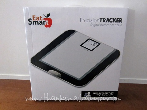 EatSmart Precision Tracker review