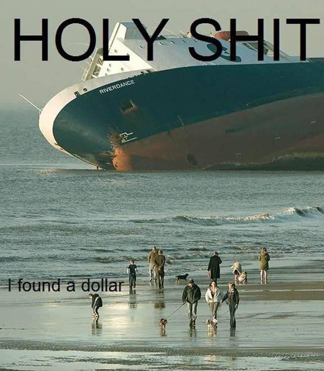 I Found a Dollar