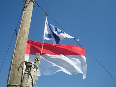 ... hut kemerdekaan israel di jakarta dalam hari jadi israel ke 64 yang