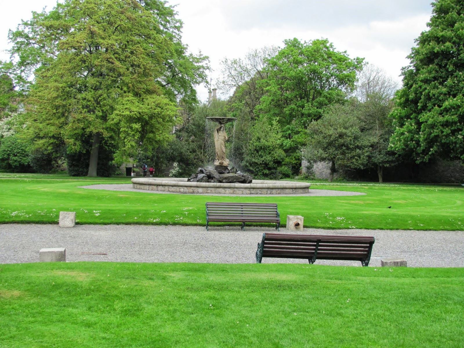 Park Center Iveagh Gardens, Dublin