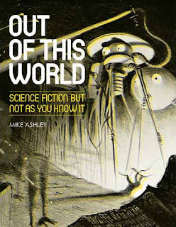 Out of this World: Science Fiction but not as you know, 2011, copertina