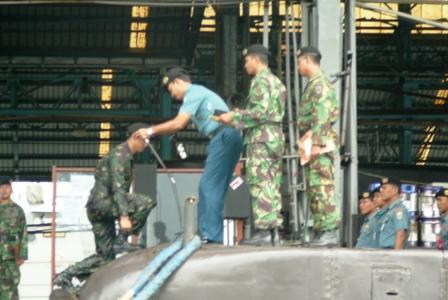 Belasan Prajurit TNI AL Perkuat Korps Hiu Kencana