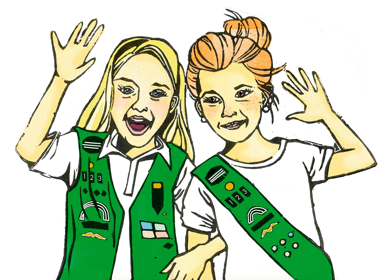girl scouts   girl scouts of the usa   wikipedia the free