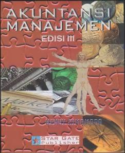Akuntansi Manajemen Edisi 3 oleh Henry Simamora