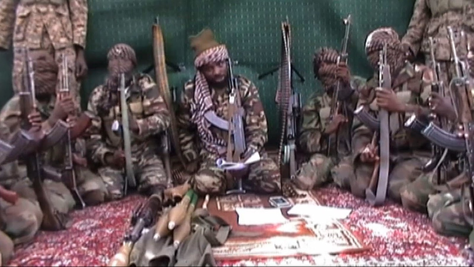 12 worshippers, 6 militants killed in Borno Church Attack by Boko Haram