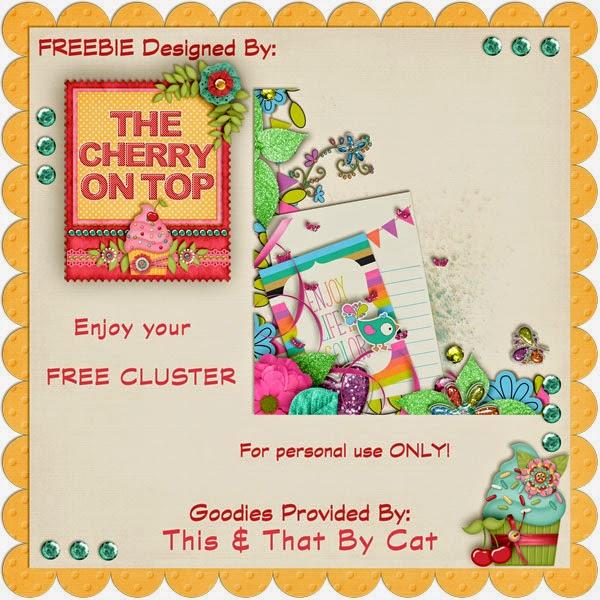 free corner cluster
