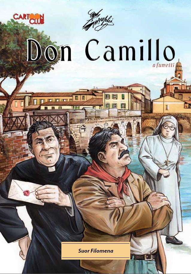 Don Camillo, speciale Rimini Comix