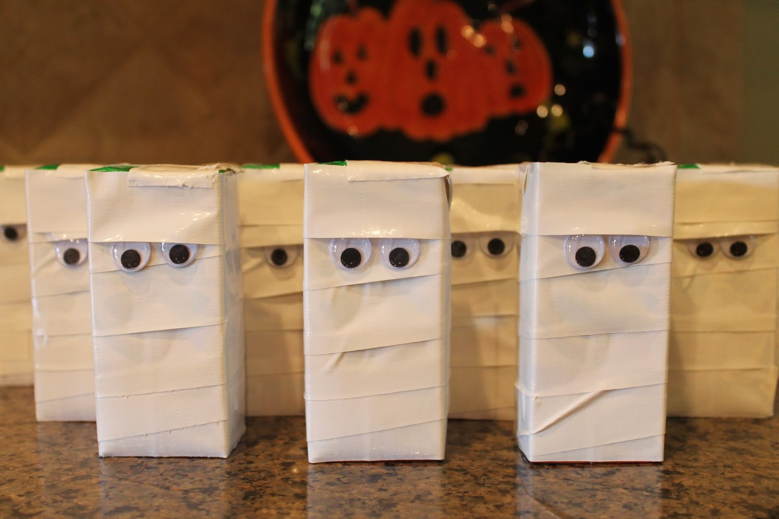 The Little Things: Mummy Juice Boxes