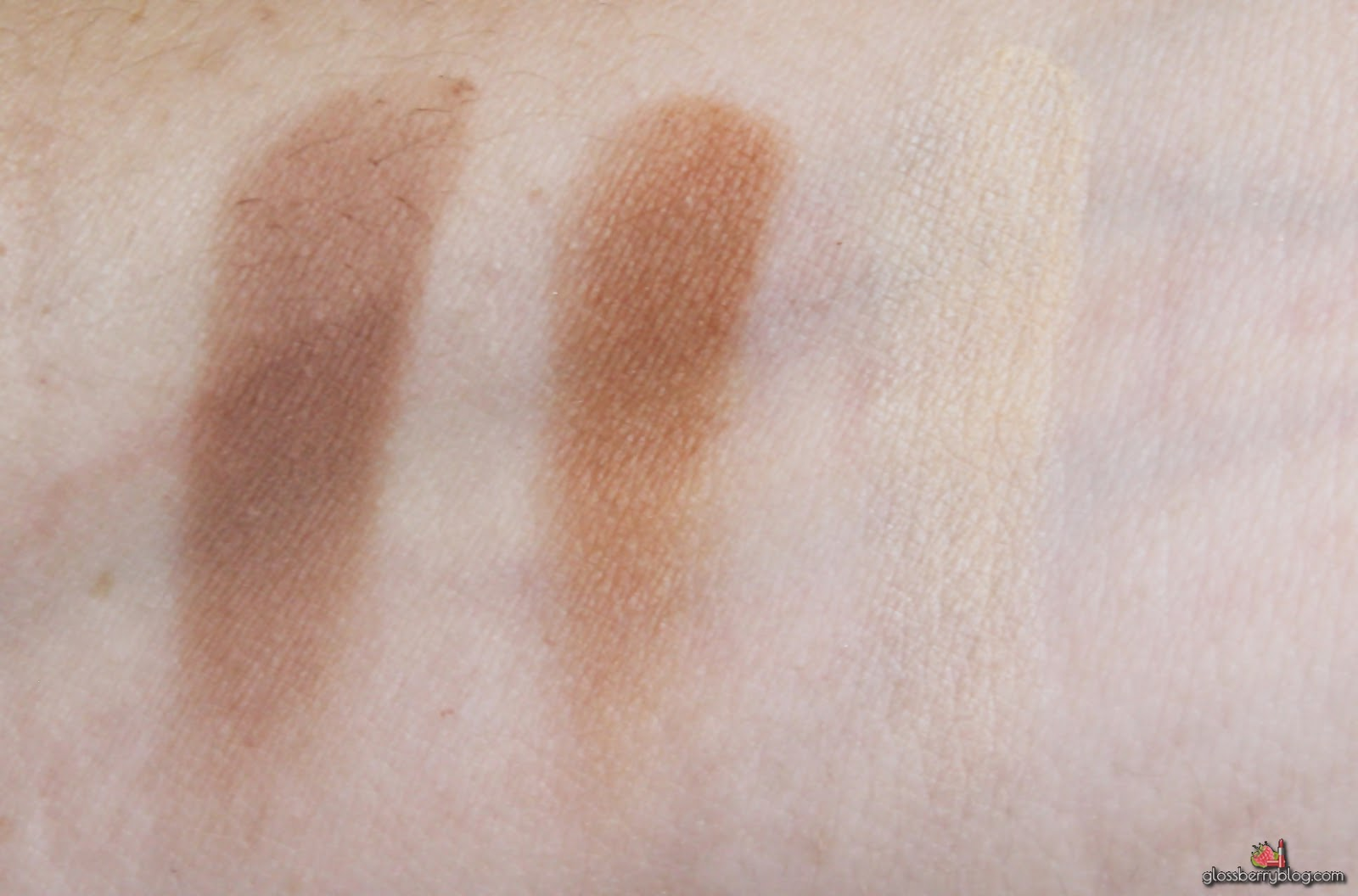 Smashbox Contour Palette / פלטת קונטור של סמאשבוקס בלוג איפור וטיפוח גלוסברי review swatches