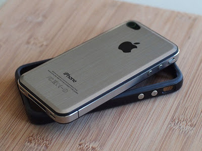 iphone5 metal back