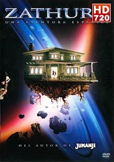 Ver pelicula Zathura, una aventura espacial (2005) gartsi