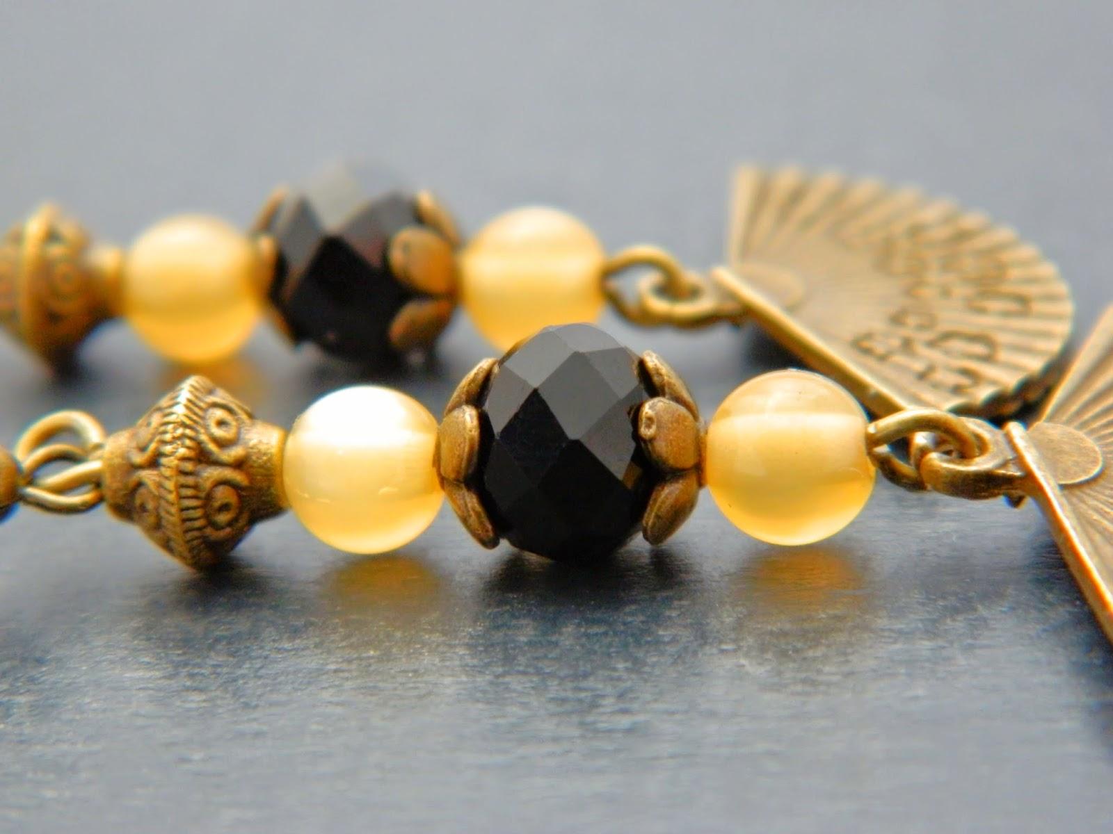 Bijoux de créateur aux styles rétro, vintage, zen...: boucles d ...