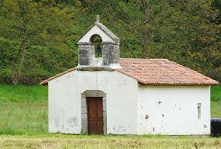 Bárcena, capilla