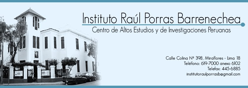 Instituto Ral Porras Barrenechea