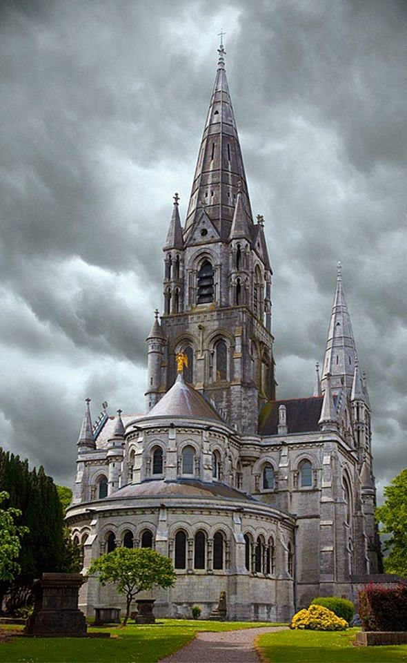 St. Fin Barre's Cathedral, Cork, Ireland.