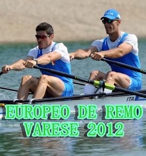 REMO-Europeo Varese 2012