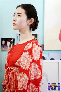 Beauty Model  Zhang Xin Yuan