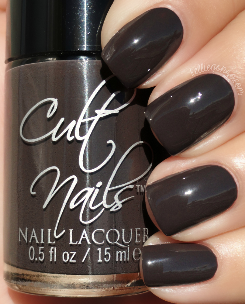 Cult Nails - Ms. Conduct by kelliegonzo