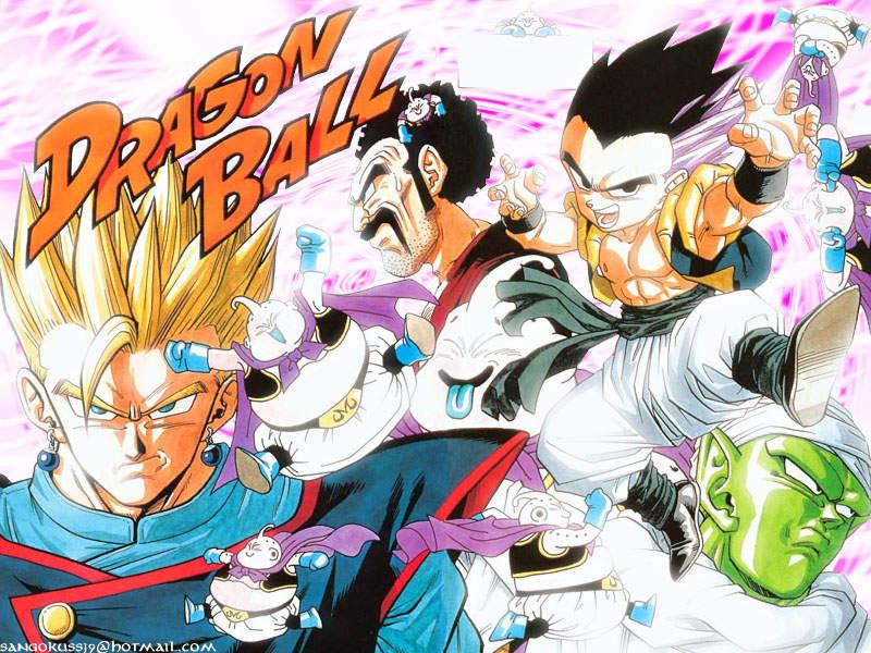 Download Film / Anime Dragon Ball Z Majin Buu Saga Bahasa Indonesia