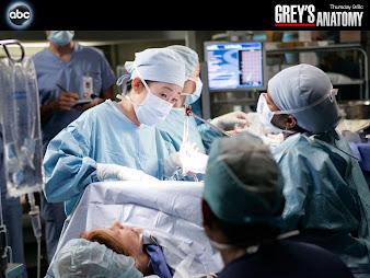 #5 Grey Anatomy Wallpaper