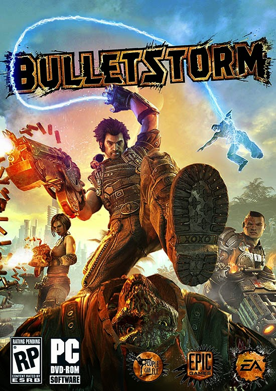 BULLETSTORM-REPACK