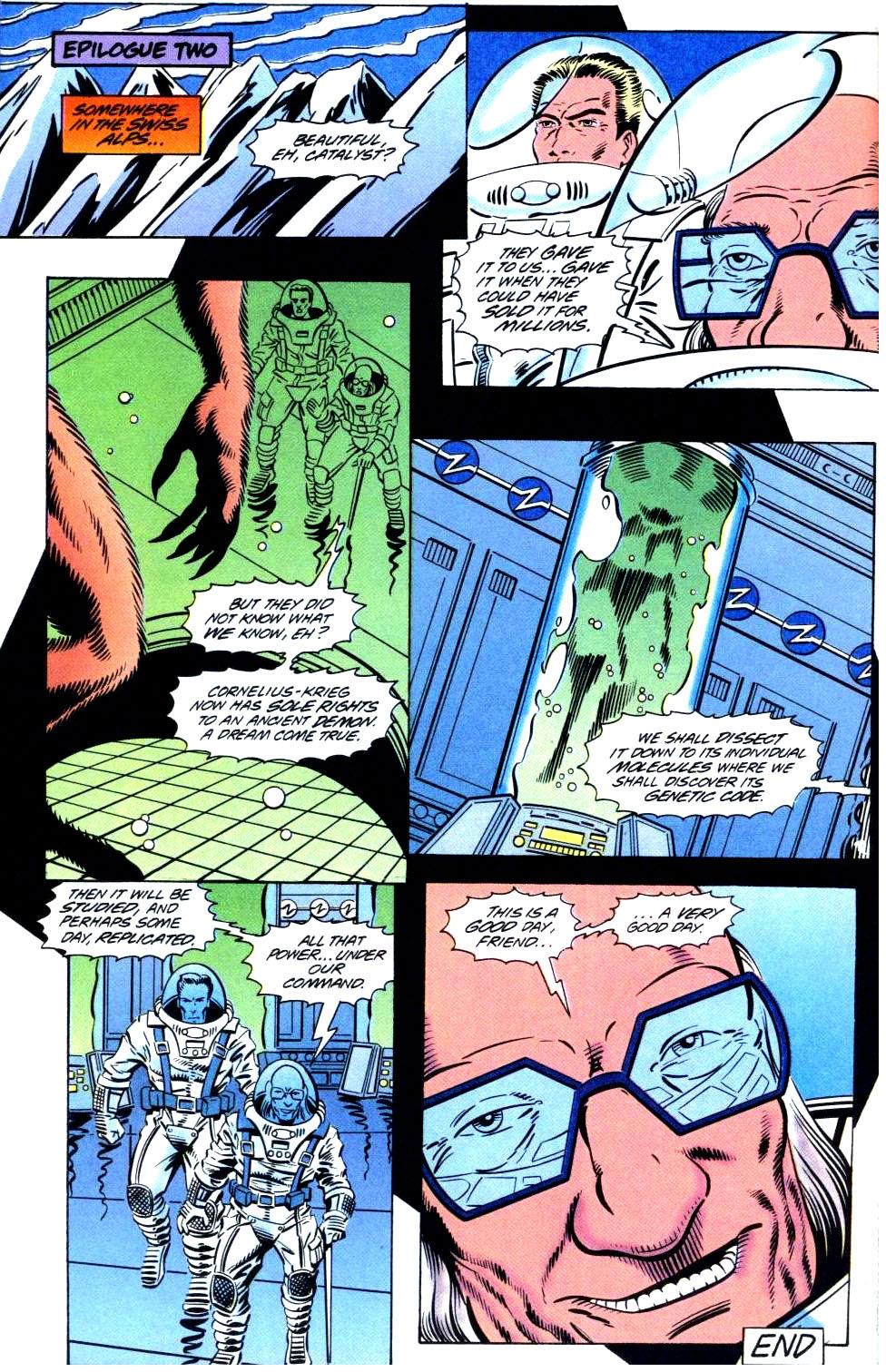 Deathstroke (1991) Issue #38 #43 - English 25