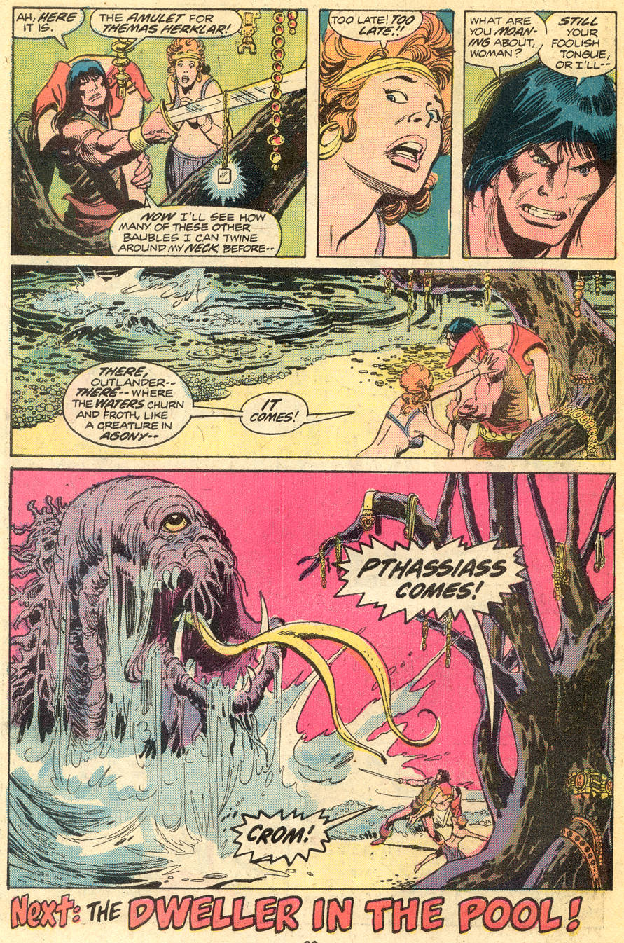 Conan the Barbarian (1970) Issue #49 #61 - English 19