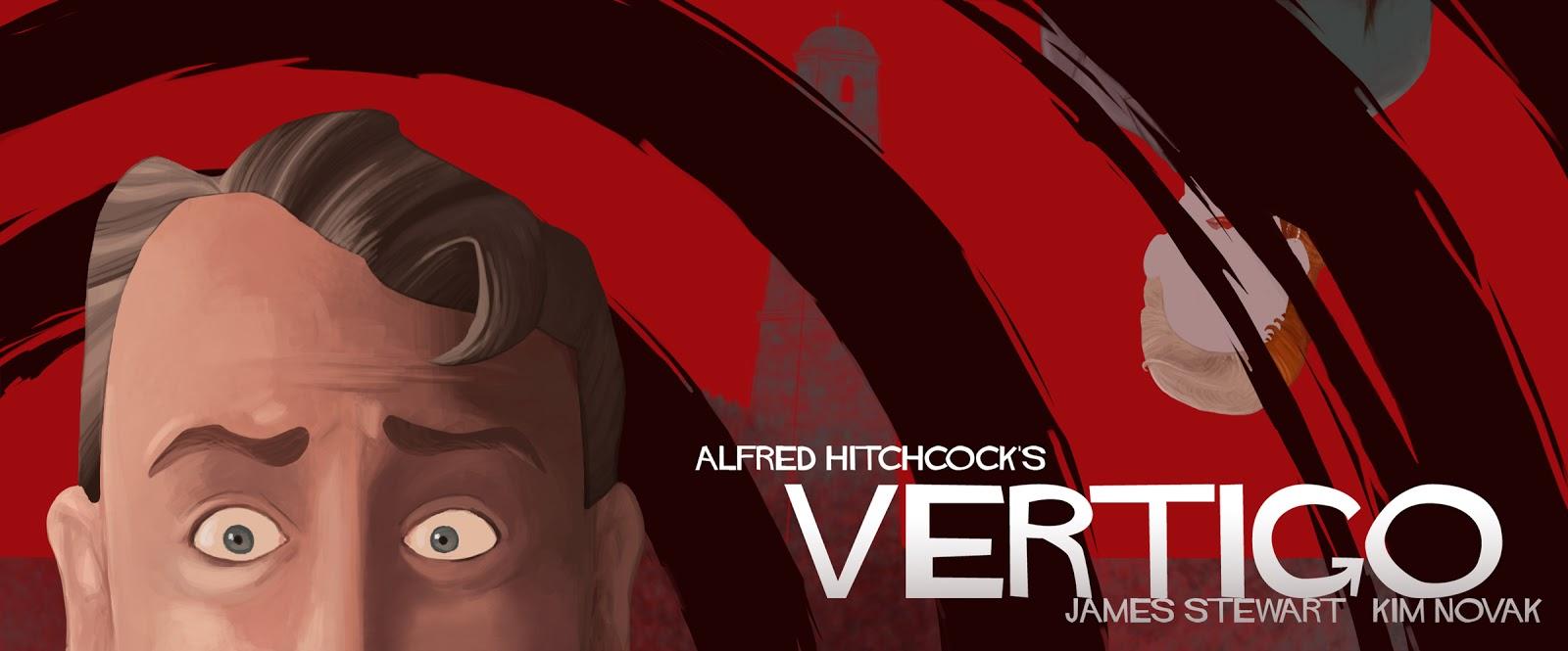 Vertigo Movie Poster - Viewing Gallery