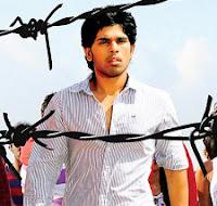 Allu Sirish Gouravam movie First Look Poster