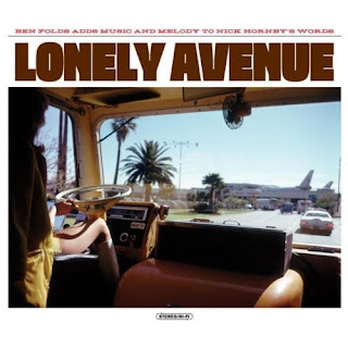 Ben Folds Nick Hornby Lonely Avenue