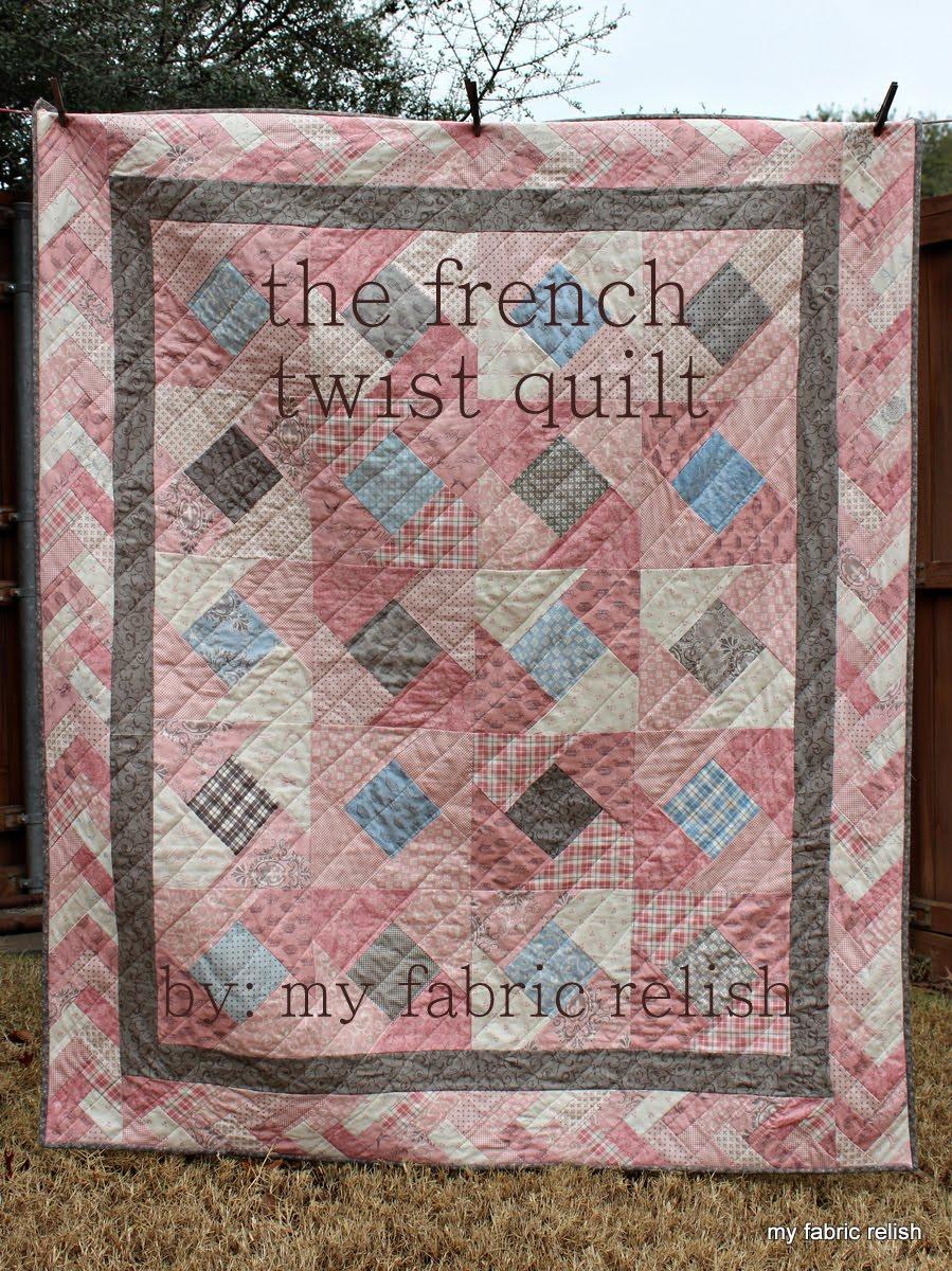 french twist braid instructions