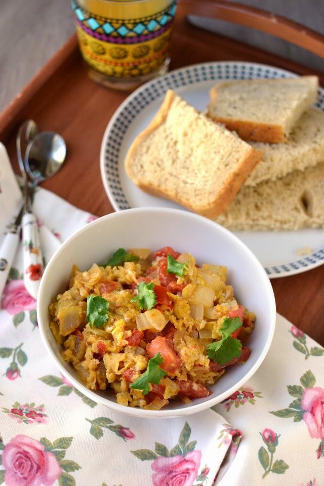 Balbuljata (Maltese Egg & Tomaotes)