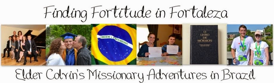 Finding Fortitude in Fortaleza