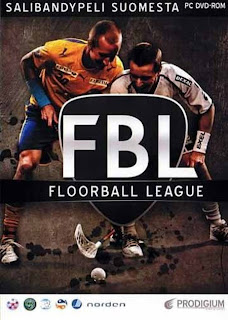 Floorball League 2011 (cover)