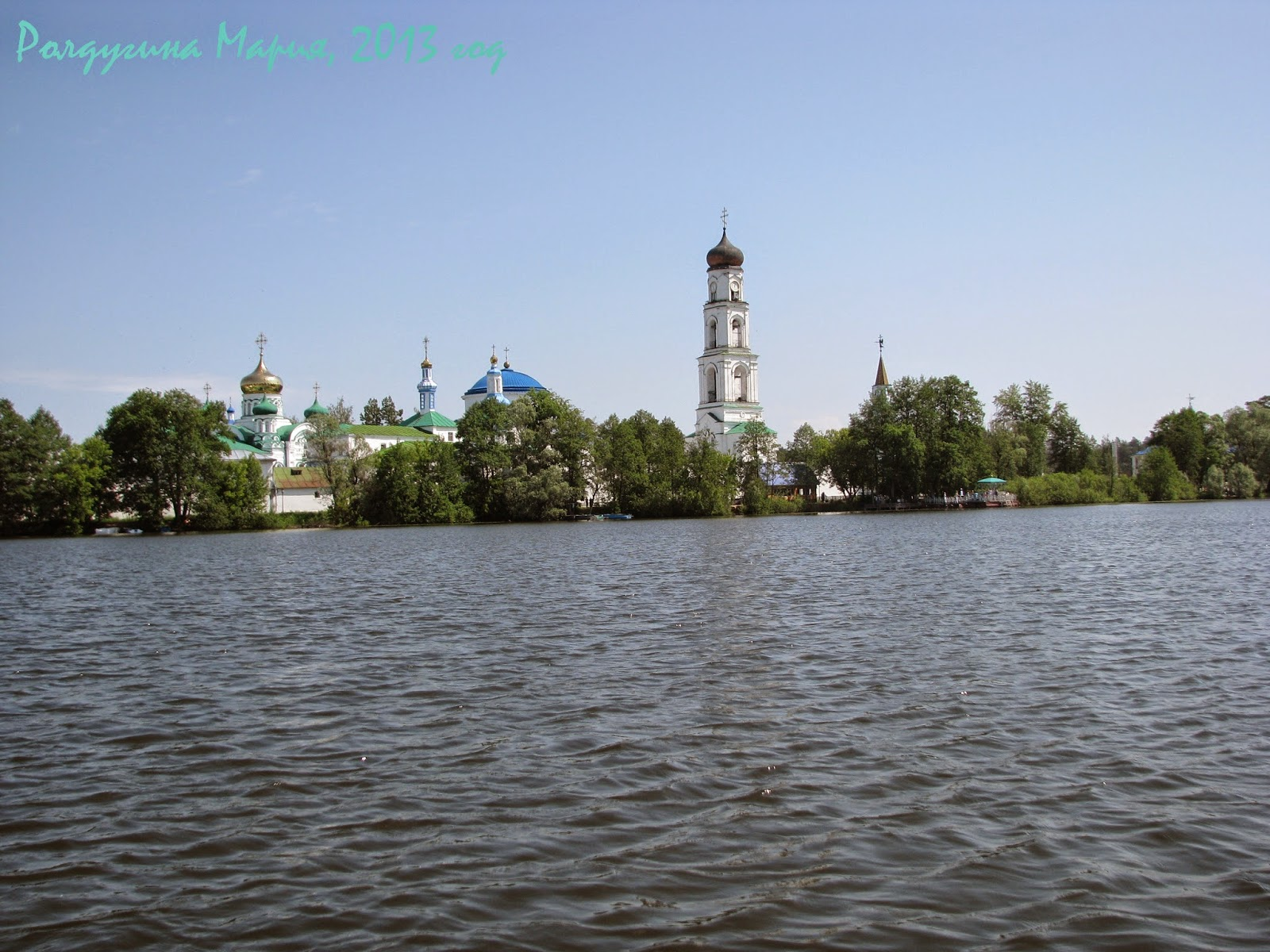 раифа фото раифское озеро