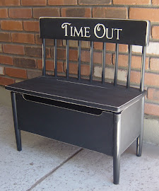 Time Out Bench (SOLD)