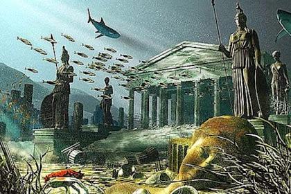 Kota Legendaris Atlantis 'Sembunyi' di Maroko?