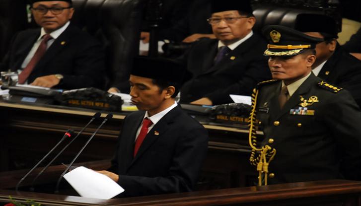 Program Kerja Kabinet Kerja Jokowi 2014-2019