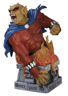 Etrigan the Demon Character Review - Bust Product