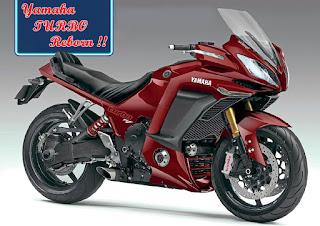 Concept Bike : Yamaha Classic Turbocharger Reborn