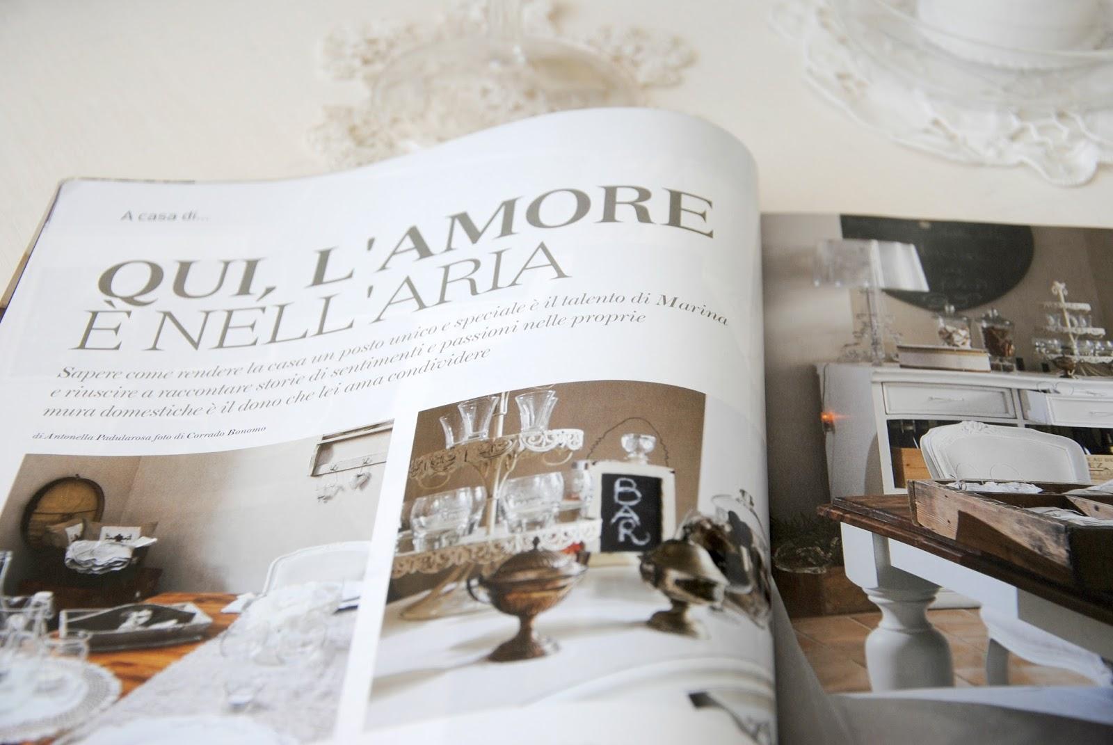 La Gallinella Bianca: La Mia Casa Su Abitarecountry