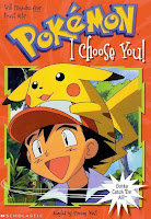 bookcover of Pokémon:I CHOOSE YOU!