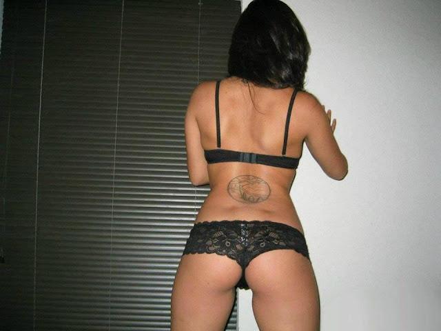 Desi Fat Ass