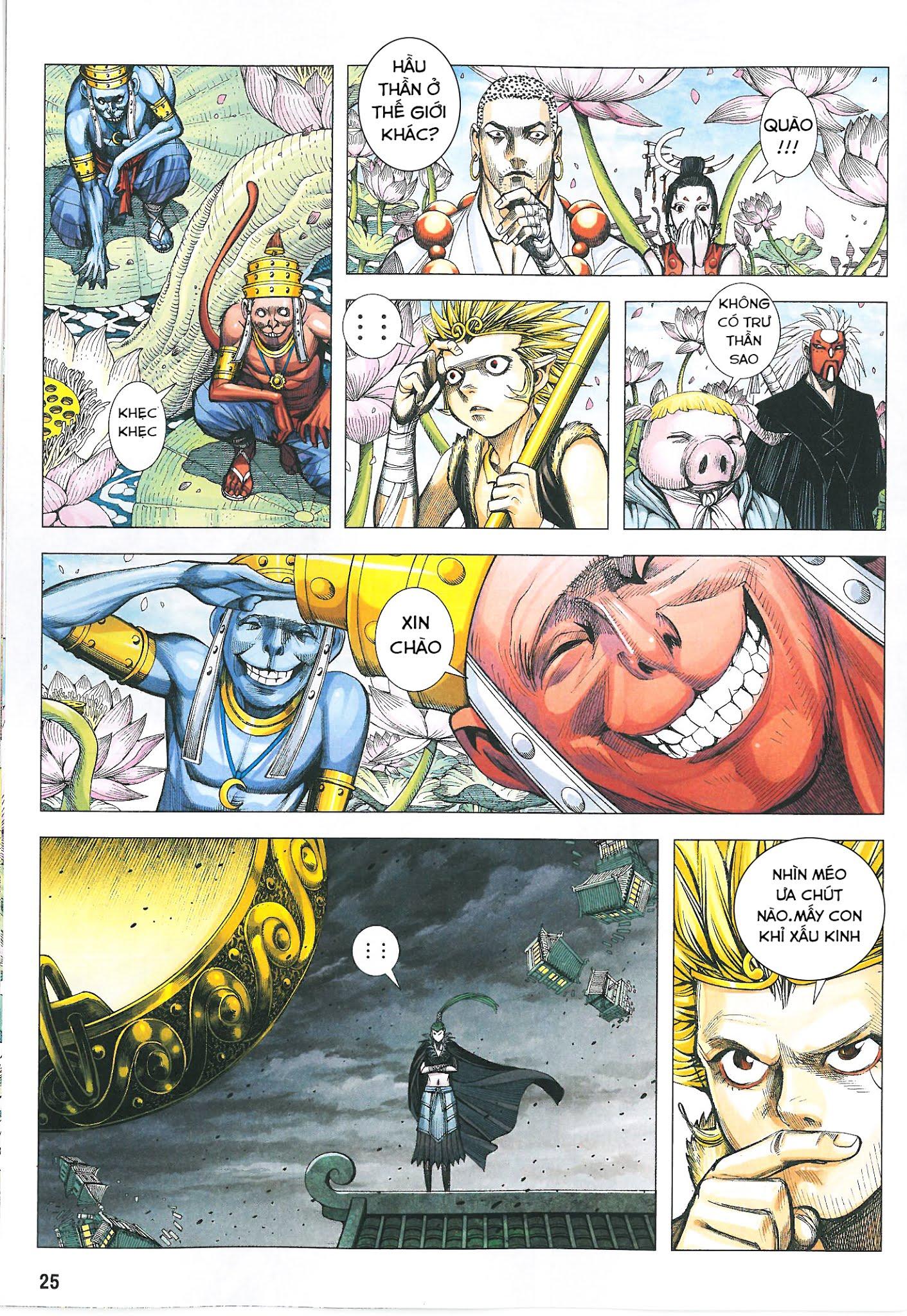 Tây Du chap 181 - Trang 23