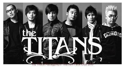 Foto The Titans