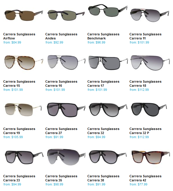 Eyeglass Frame Style Names : Alfa img - Showing > Types Styles of Sunglasses